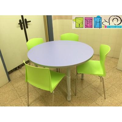 שולחן עגול אבנר
