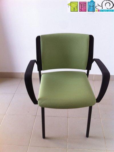 טורנדו מרופד ירוק