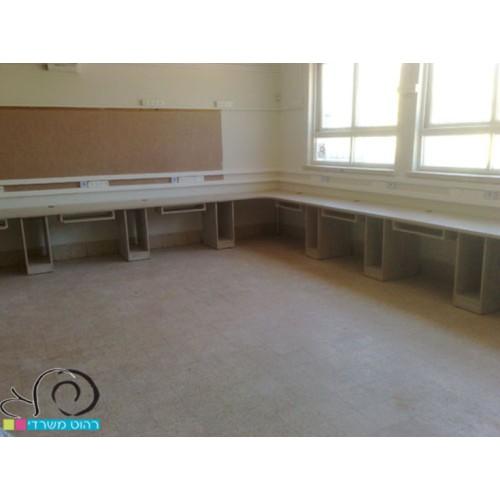 חדר מחשב בית ספר רמת החייל